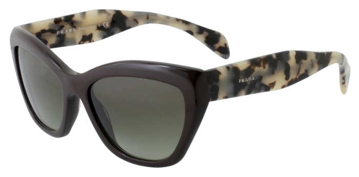 Prada Prescription Glasses Model SPR02Q-DHO-4M1-45