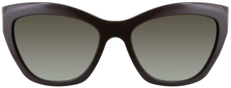 Prada Prescription Glasses Model SPR02Q-DHO-4M1-FRONT
