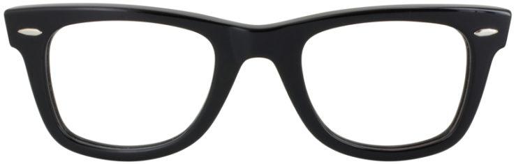 b7b21ed0eaee Ray-Ban Prescription Glasses Model RB5121-2000-145-FRONT