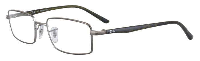 Ray-Ban Prescription Glasses Model RB6236-2518-135-45