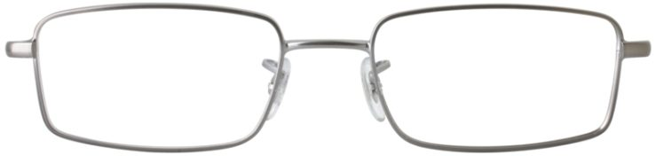 Ray-Ban Prescription Glasses Model RB6236-2518-135-FRONT