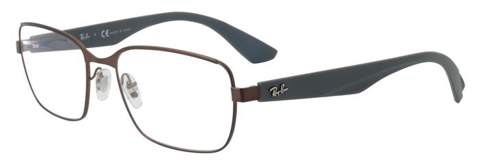 Ray-Ban Prescription Glasses Model RB6308-2826-140-45