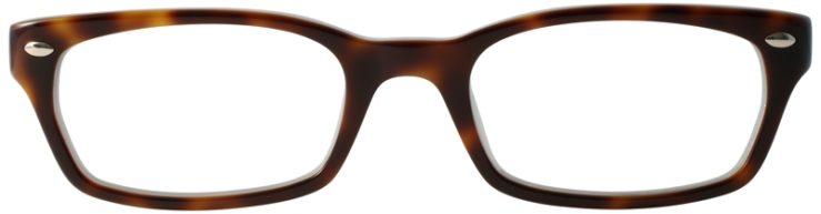 Ray-Ban Prescription Glasses Model RB5150-5238-135-FRONT