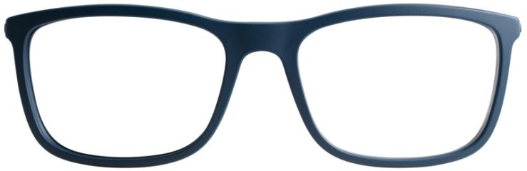 Ray-Ban Prescription Glasses Model RB7029-5260-145-FRONT