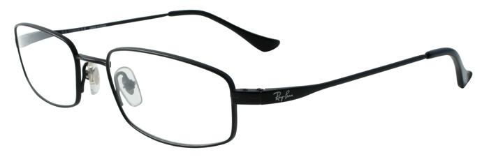 Ray-Ban Prescription Glasses Model RB8611-1012-140-45