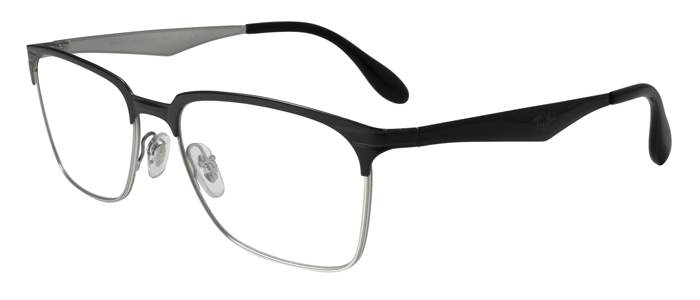 Ray-Ban Prescription Glasses Model RB6344-2861-140-45