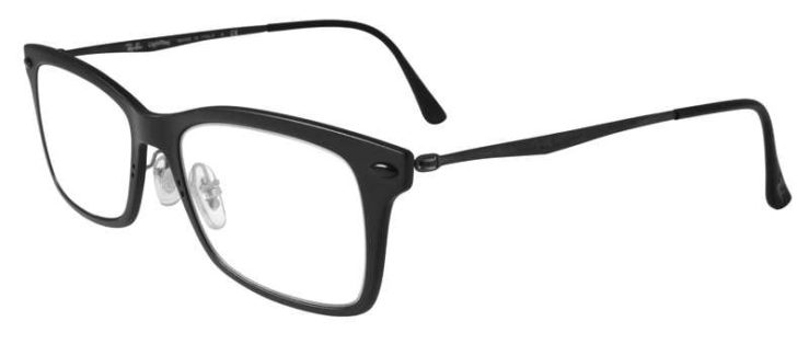 Ray-Ban Prescription Glasses Model RB7039-2077-140-45