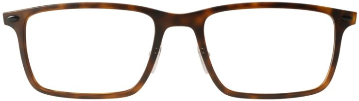 Ray-Ban Prescription Glasses Model RB7050-5200-140-FRONT