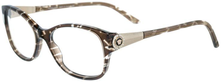 Versace Prescription Glasses Model 3168-B-969-45
