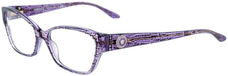 Versace Prescription Glasses Model 3172-5000-45