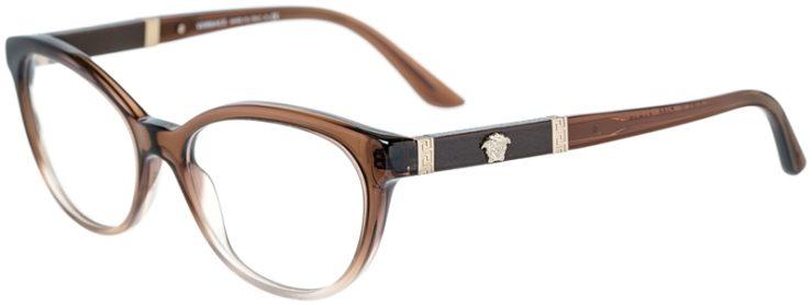 Versace Prescription Glasses Model 3219-Q-5165-45