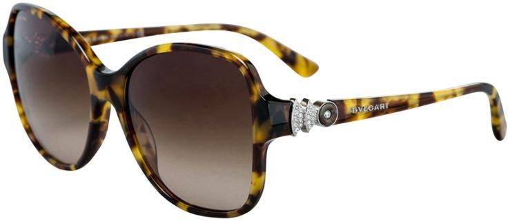 Bvlgari Prescription Glasses Model 8137-B-5316-13-45