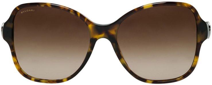 Bvlgari Prescription Glasses Model 8137-B-5316-13-FRONT