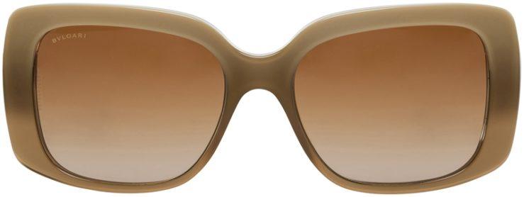 Bvlgari Prescription Glasses Model 8146-B-5338-13-FRONT