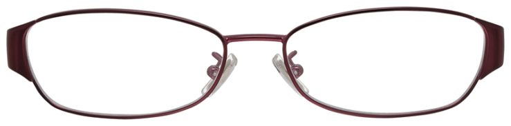 Coach Prescription Glasses Model HC5018-9070-FRONT