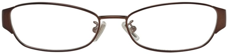 Coach Prescription Glasses Model HC5018-9076-FRONT