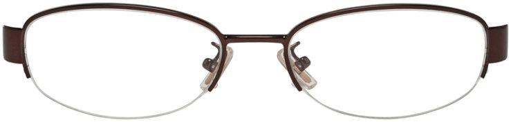 Coach Prescription Glasses Model HC5030-9076-FRONT