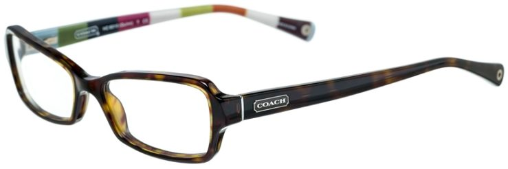 Coach Prescription Glasses Model HC6010-5001-45