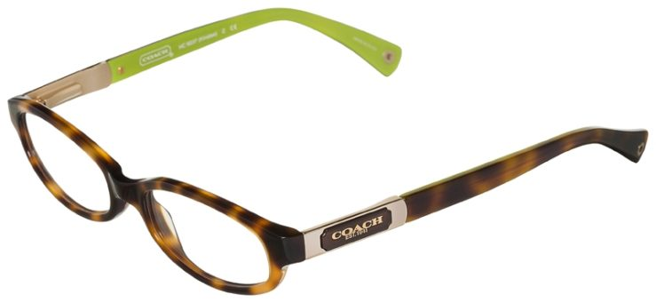 Coach Prescription Glasses Model HC6037-5052-45