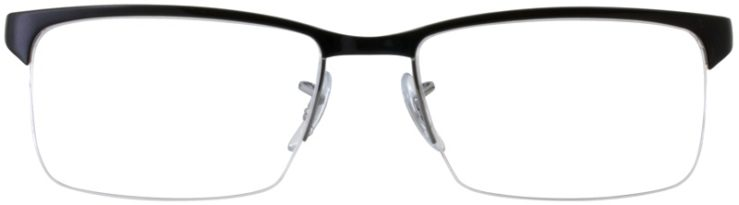 Ray-Ban Prescription Glasses Model RB8411-2509-140-FRONT