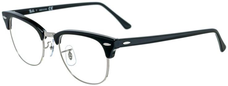 Ray-Ban Prescription Glasses Model RB5154-2000-45