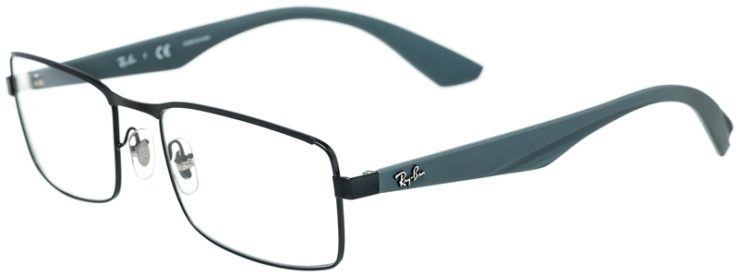Ray-Ban Prescription Glasses Model RB6332-2822-45
