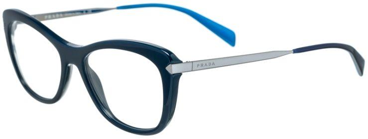Prada Prescription Glasses Model VPR09R-TFM-101-45