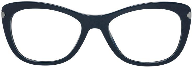 Prada Prescription Glasses Model VPR09R-TFM-101-FRONT