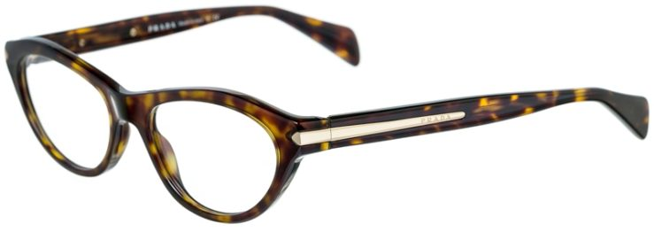 Prada Prescription Glasses Model VPR18P-2AU-101-45