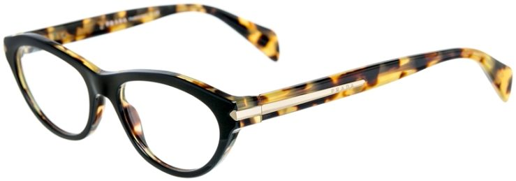 Prada Prescription Glasses Model VPR18P-NAI-101-45