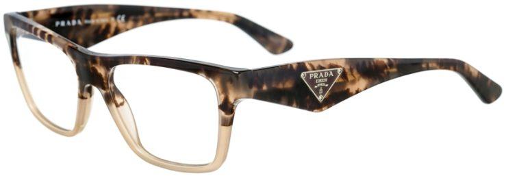 Prada Prescription Glasses Model VPR20Q-RO0-101-45