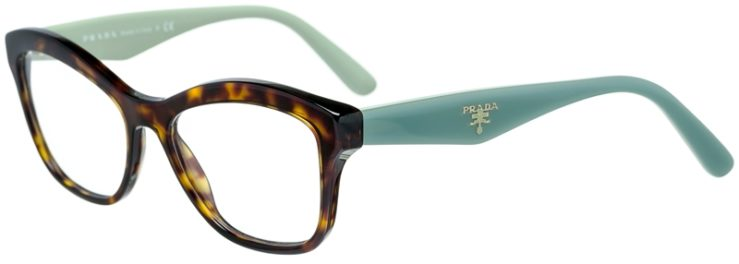 Prada Prescription Glasses Model VPR29R-2AU-101-45