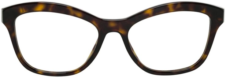 Prada Prescription Glasses Model VPR29R-2AU-101-FRONT