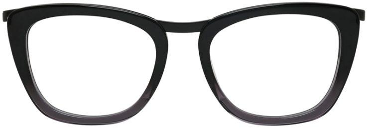 Prada Prescription Glasses Model VPR60R-TV7-101-FRONT