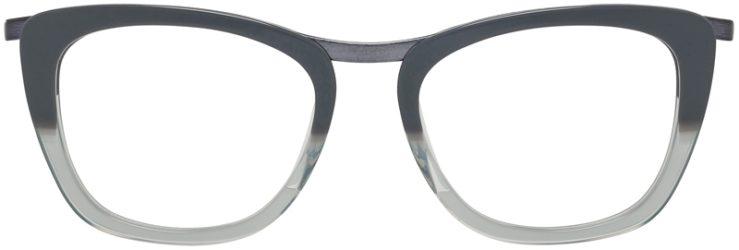 Prada Prescription Glasses Model VPR60R-TV8-101-FRONT