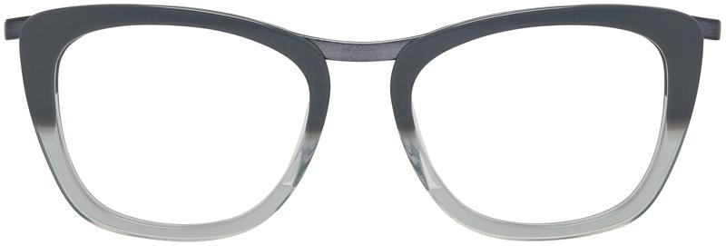 5f4f9a4a918 ... Prada Prescription Glasses Model VPR60R-TV8-101-FRONT ...