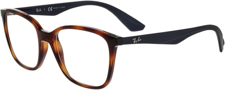 Ray-Ban Prescription Glasses Model RB7066-5585-45