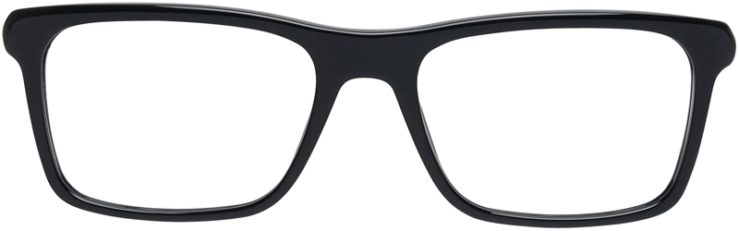 Prada Prescription Glasses Model VPR06R-1AB-101-FRONT