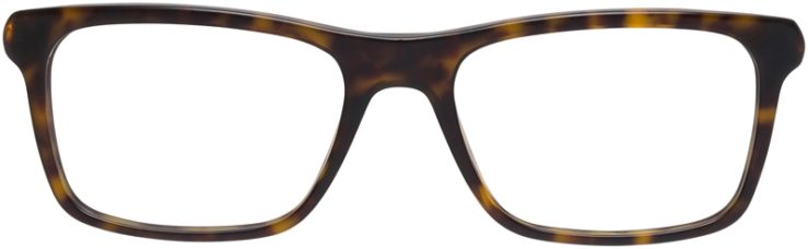 Prada Prescription Glasses Model VPR06R-HAQ-101-FRONT