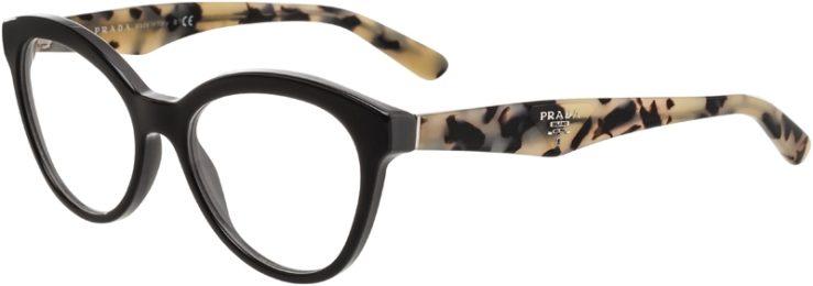 Prada Prescription Glasses Model VPR11R-TFN-101-45