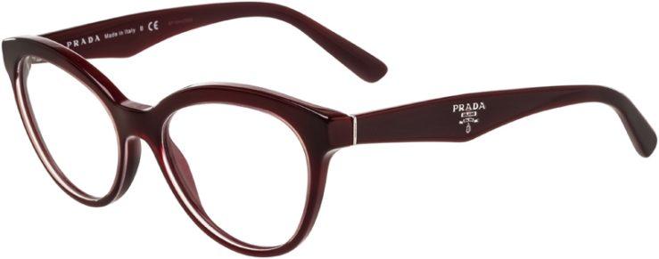 Prada Prescription Glasses Model VPR11R-UAN-101-45