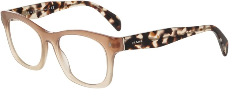 Prada Prescription Glasses Model VPR11S-UBI-101-45