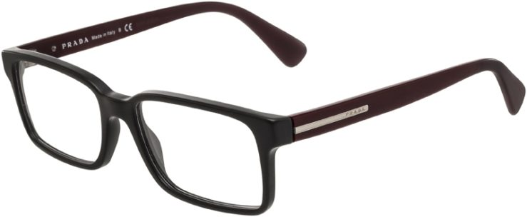 Prada Prescription Glasses Model VPR15Q-TV4-101-45