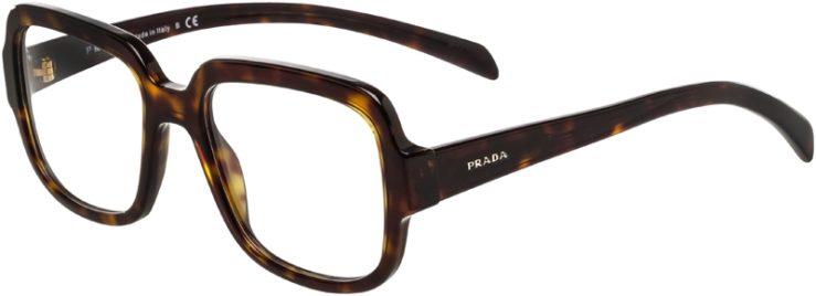 Prada Prescription Glasses Model VPR15R-2AU-101-45