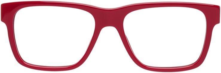 Prada Prescription Glasses Model VPR16R-TKS-101-FRONT