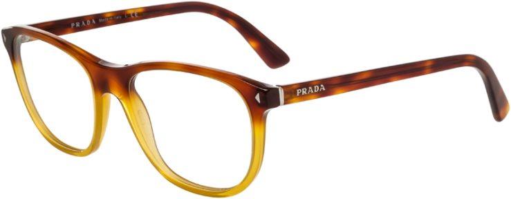 Prada Prescription Glasses Model VPR-17R-TKU-101-45