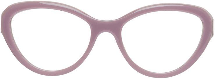 Prada Prescription Glasses Model VPR25R-TKP-101-FRONT