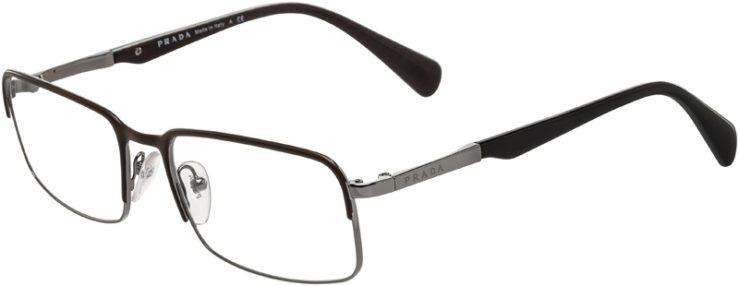 Prada Prescription Glasses Model VPR61Q-LAH-101-45