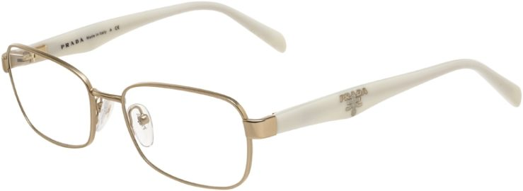 Prada Prescription Glasses Model VPR62O-EAG-101-45