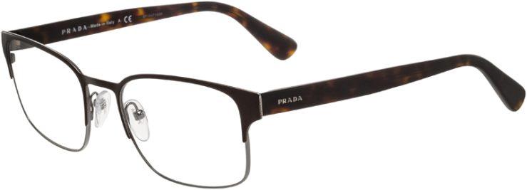 Prada Prescription Glasses Model VPR64R-LAH-101-45